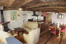 Juansarenea casa rural en Larraun (Navarra)