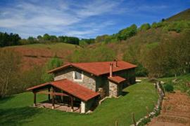 Kastenberri Agroturismo casa rural en Ezkurra (Navarra)