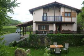 Labakia casa rural en Baztan (Navarra)