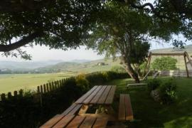 Loretxea I y II casa rural en Izcue (Navarra)