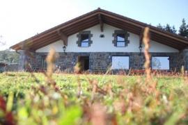 Matxonea Borda casa rural en Ezkurra (Navarra)