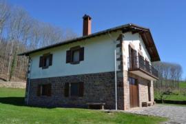 Mikelenea casa rural en Lekaroz (Navarra)