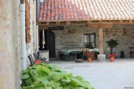 Palacio de Lérruz casa rural en Lizoain (Navarra)
