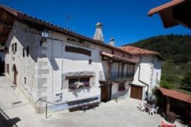 Pierresena casa rural en Juslapeña (Navarra)