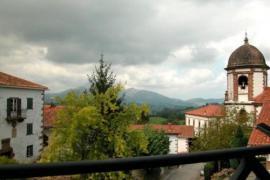 Tomasenea casa rural en Urrotz (Navarra)