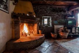 Otoño al calor de la chimenea