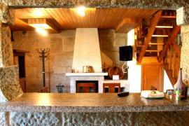 Casa Das Coias casa rural en Reza (Ourense)