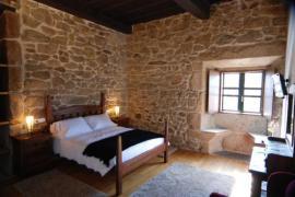 Casa Grande de Cristosende casa rural en A Teixeira (Ourense)