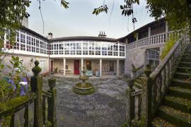 Casa Grande de Soutullo casa rural en Coles (Ourense)