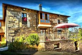 Eido Das Estrelas casa rural en A Veiga (Ourense)