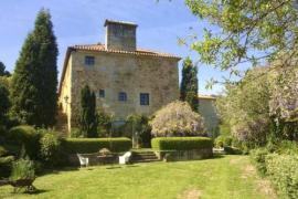 Pazo De Bentraces casa rural en Bentraces (Ourense)