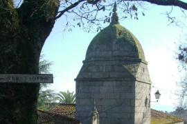 Pazo de Turbisquedo casa rural en A Peroxa (Ourense)
