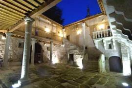 Pazo San Damian casa rural en Amoeiro (Ourense)