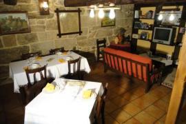 Rectoral de Candás casa rural en Rairiz De Veiga (Ourense)