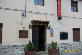 Atienza casa rural en Ampudia (Palencia)