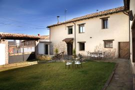 Casa Almiar casa rural en Nogales De Pisuerga (Palencia)
