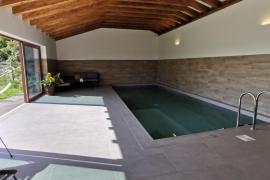 Casa Rural Nogalia casa rural en Villanueva De Los Nabos (Palencia)