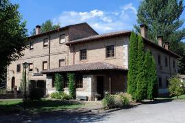 Molino El Sotillo casa rural en Saldaña (Palencia)