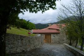 A Avoa María casa rural en Campo Lameiro (Pontevedra)