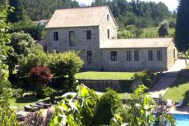 A Pedreira casa rural en Cuntis (Pontevedra)