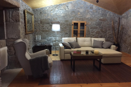 A Viña Do Souto casa rural en Portas (Pontevedra)