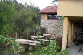 Albergue O Coto casa rural en Arbo (Pontevedra)