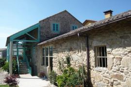 Casa Cabaqueiros casa rural en O Rosal (Pontevedra)