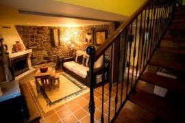 Casa Da Bragaña casa rural en Cuntis (Pontevedra)