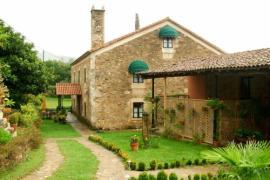 Casa Dos Cregos casa rural en Vila De Cruces (Pontevedra)