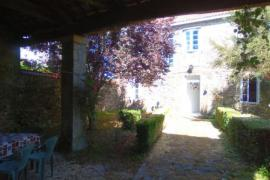 Casa Do Outeiriño casa rural en A Estrada (Pontevedra)