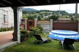 Casa vacacional Pazo Nogueira casa rural en Meis (Pontevedra)