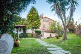 Casa Videira casa rural en Bueu (Pontevedra)