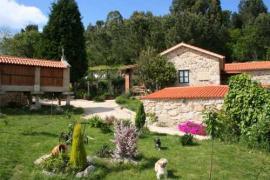 Casal de Folgueiras casa rural en Meis (Pontevedra)