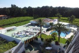 Hotel Nuevo Vichona Spa  casa rural en Sangenjo ( Sanxenxo) (Pontevedra)