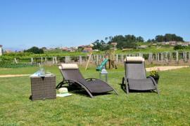 Lagar de Costa Enoturismo casa rural en Cambados (Pontevedra)