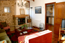 Leira Braulia casa rural en Camposancos (Pontevedra)