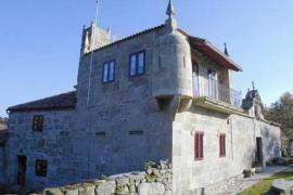 Pazo Da Fraga casa rural en Crecente (Pontevedra)