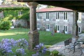 Pazo do Barreiro casa rural en Crecente (Pontevedra)