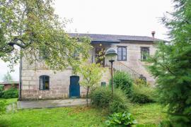 Portada do Cuco casa rural en Mondariz (Pontevedra)