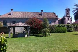 Rectoral de Areas casa rural en Tui (Pontevedra)