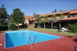 Rectoral de Fofe casa rural en O Covelo (Pontevedra)