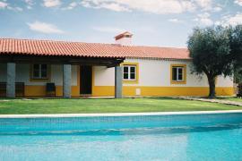 Casa das Amoras casa rural en Marvão (Portalegre)