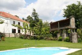 Casa da Cuqueira casa rural en Vieira Don Minho (Braga)