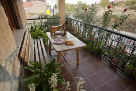 Casa rural con jardín y barbacoa, La Almudena