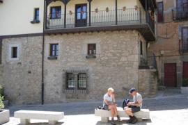 La Posada de San Ginés casa rural en Miranda Del Castañar (Salamanca)