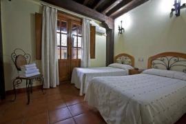 Hotel Rural Sierra de Francia  casa rural en Sotoserrano (Salamanca)