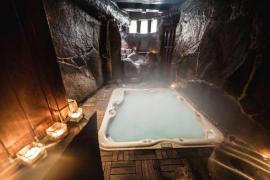 Enero de oferta, con spa y chimenea