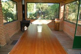 Refugio de Santa Elisa casa rural en El Bodon (Salamanca)