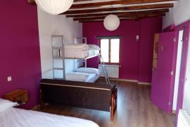 Albergue La Tormenta casa rural en Fresno De Cantespino (Segovia)