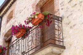 San Roque casa rural en Fuenterrebollo (Segovia)